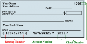 Service Credit Union Routing Number