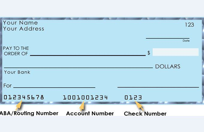 what is Routing Number on Cheque